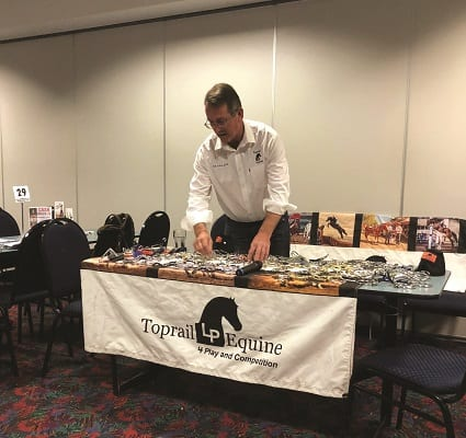 James Cutler from Toprail Equine