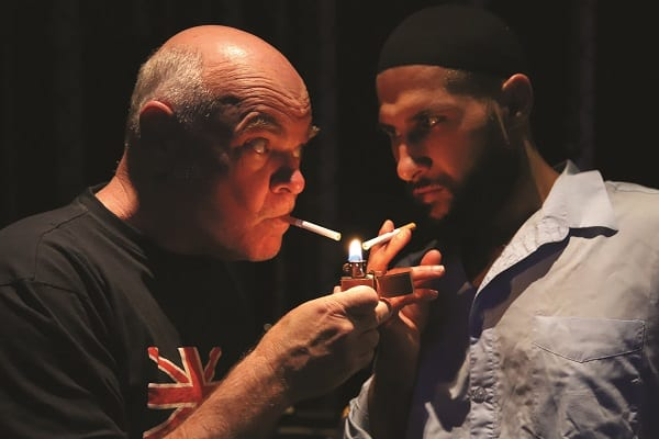 Norm and Ahmed Production Image