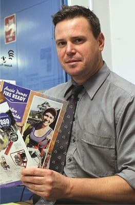 Craig Bridgement shows of the Aussie Survival Guide available free from Aussie Pump Distributors.