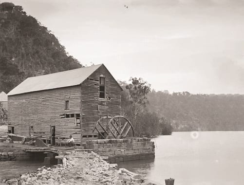 Singleton Mill