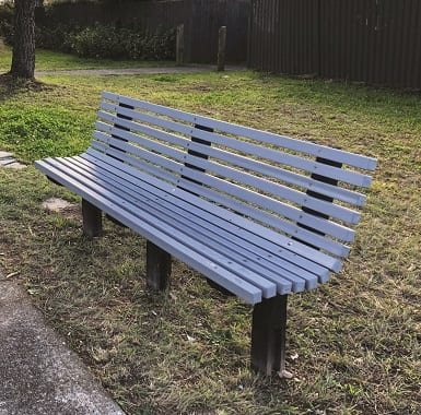A new bench for Galston