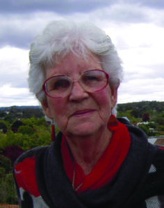 Joan Webster, OAM