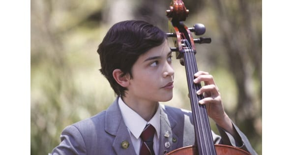 Jack Theakston - Cello
