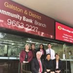 Bendigo Bank Galston
