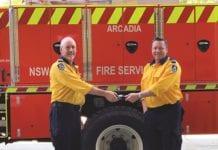 ARCADIA RURAL FIRE BRIGADE