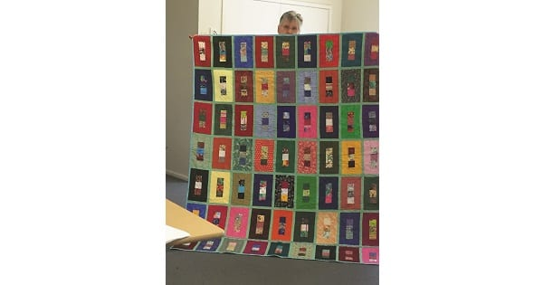 Arcadian Quilters News