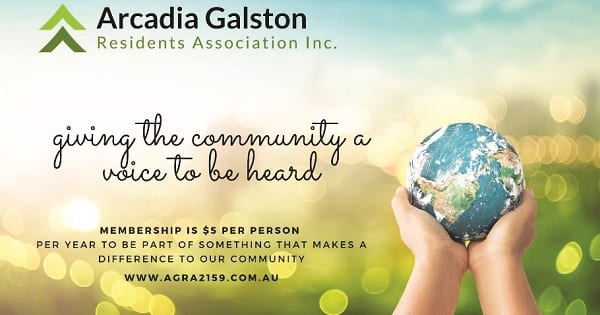 Arcadia Galston Residents Association